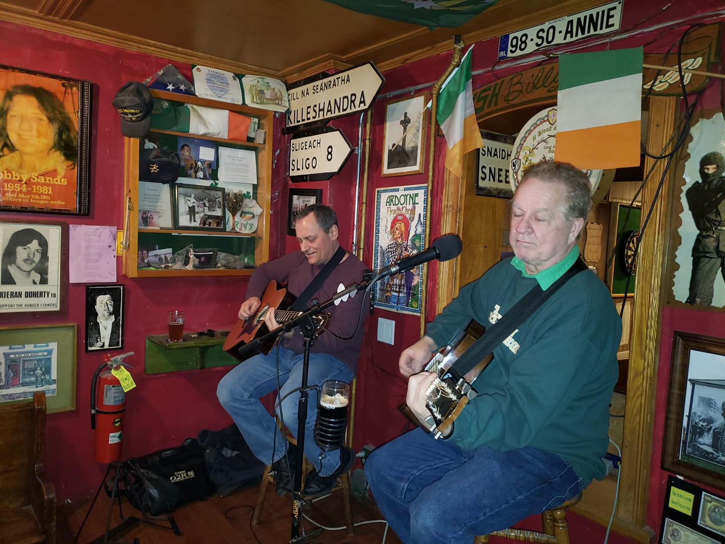 tir na nog with Joe11-23-2018